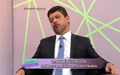 Entrevista André Felix // RIT TV // 08.02.2021